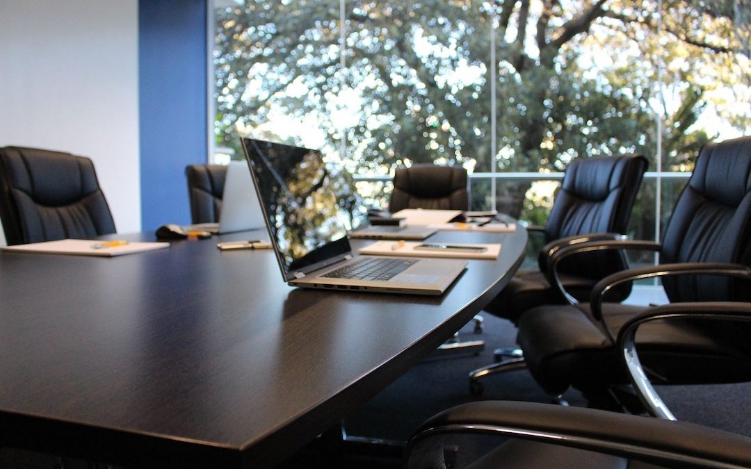 Meetings with the company's executive